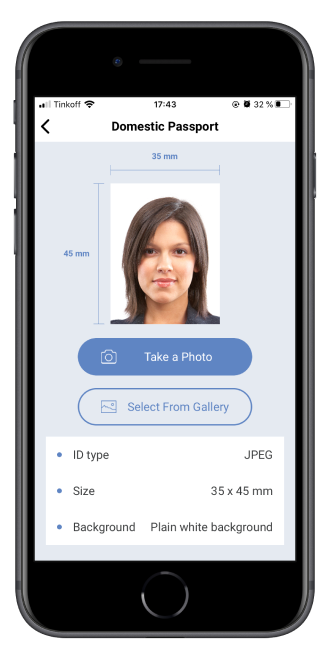 Passport & ID Photo Maker